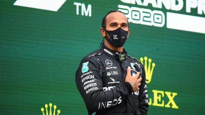 Lewis Hamilton é o piloto de grande prêmio mais bem-sucedido da história. Foto: Clive Mason/Reuters