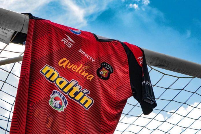 Foto: Reprodução Twitter @Caracas_FC
