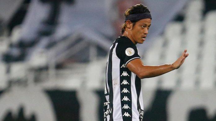 Imagem: Vitor Silva/Botafogo