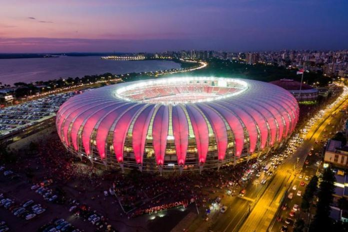 Jogo no Beira-Rio deve ocorrer na próxima quarta-feira Omar Freitas / Agencia RBS