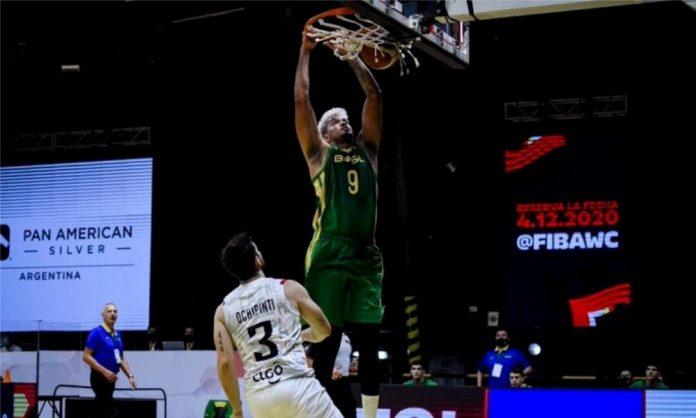 Brasil teve um começo de jogo avassalador (Divulgação/FIBA)