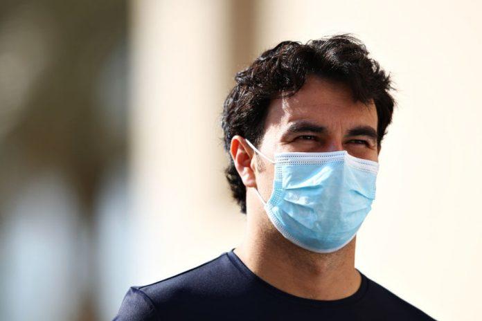 Sergio Pérez GP de Abu Dhabi Racing Point F1 2020 — Foto: Mark Thompson/Getty Images