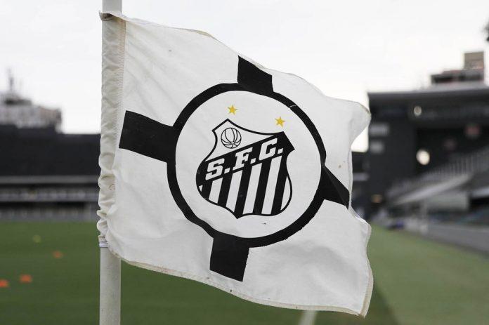 Vila Belmiro, estádio do Santos — Foto: Pedro Ernesto Guerra Azevedo/Santos FC