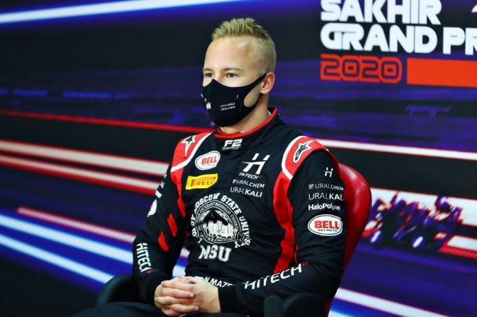 Nikita Mazepin, futuro piloto da Haas na F1, coleciona polêmicas na carreira — Foto: Dan Istitene - Formula 1/Formula 1 via Getty Images