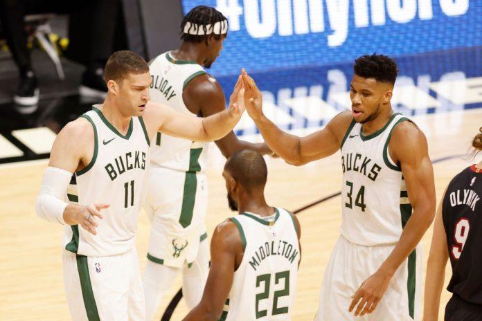 Milwaukee Bucks quebram recorde na NBA