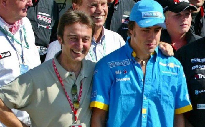Adrián Campos foi o primeiro empresário de Fernando Alonso
