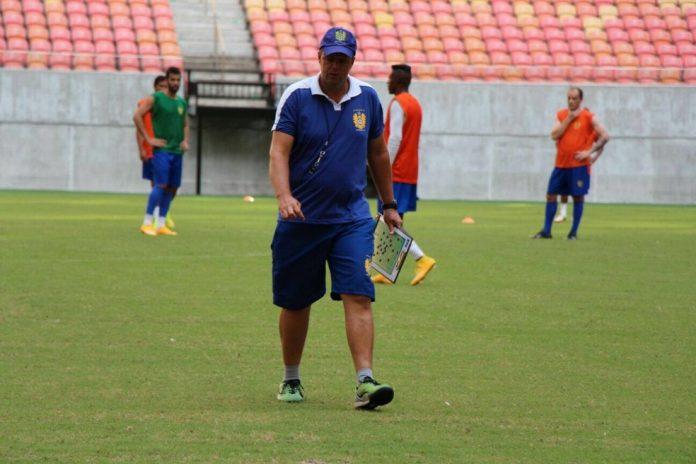 Alan George chegará em Manaus no próximo dia 11
