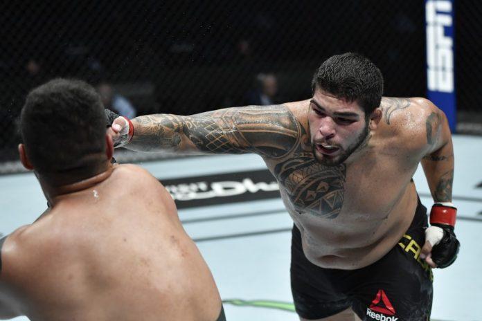 Carlos Boi emendou duas vitórias seguidas e desafiou Raphael Bebezão