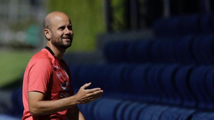 Miguel Angel Ramirez conversou com o São Paulo em 2020 e está no radar do clube