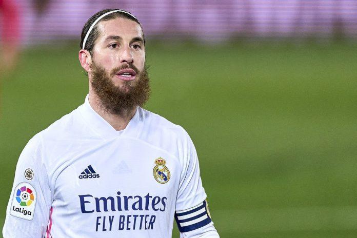 Sergio Ramos é capitão e um dos principais nomes do elenco do Real Madrid atualmente