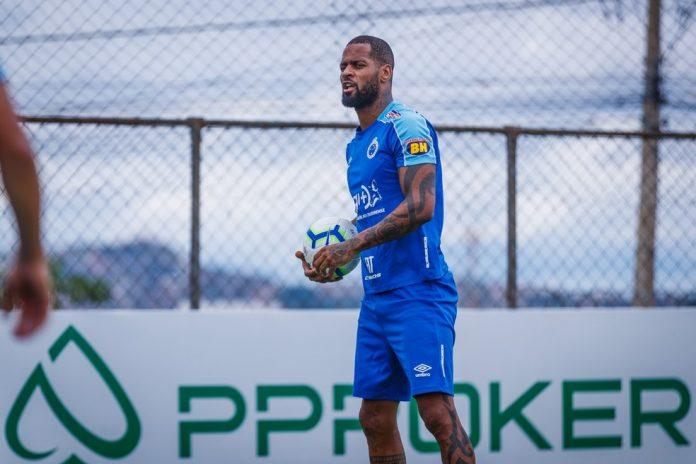 Dedé, Cruzeiro — Foto: Vinnicius Silva/Cruzeiro