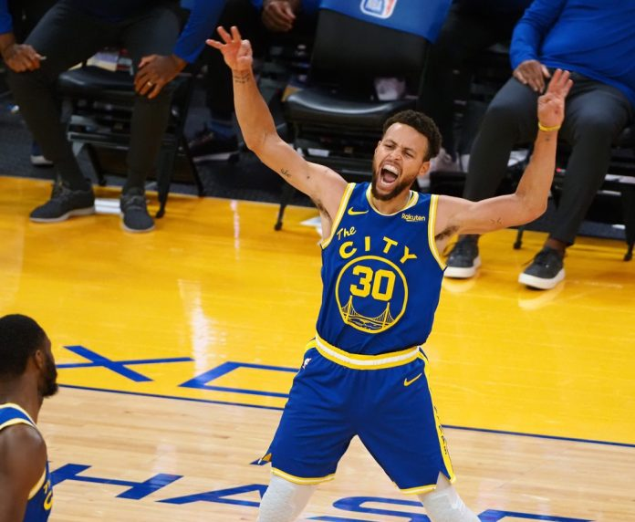 Stephen Curry — Foto: Reuters