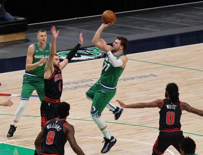 Luka Doncic passa Michael Jordan em triplo-duplos na NBA — Foto: Getty Images