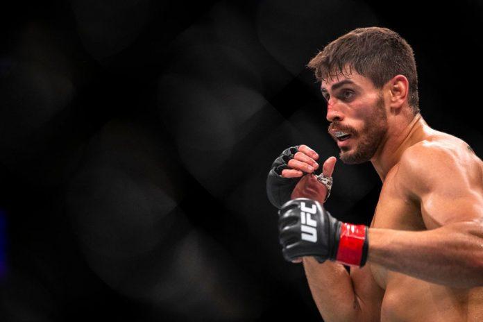 Antônio Cara de Sapato encerra participação no UFC com sete vitórias e cinco derrotas