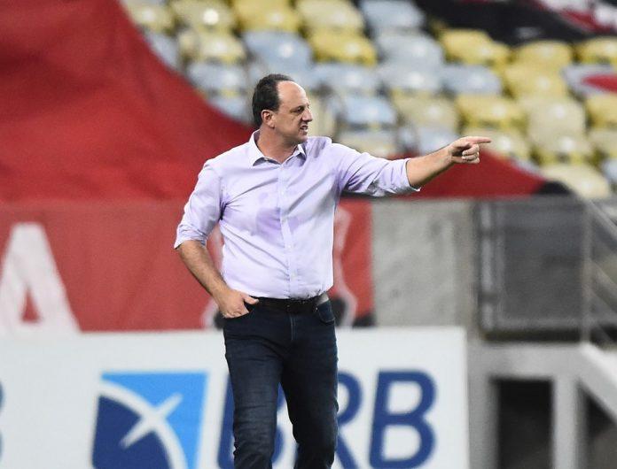 Rogério Ceni, Flamengo x Vasco - Brasileirão