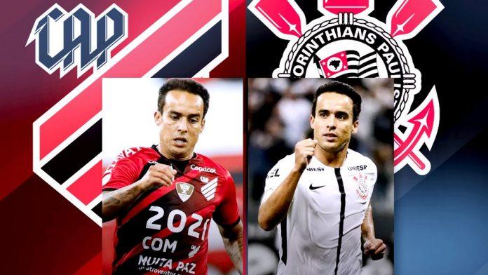 Jadson, revelado no Athletico, enfrenta seu ex-clube, Corinthians nesta quarta-feira