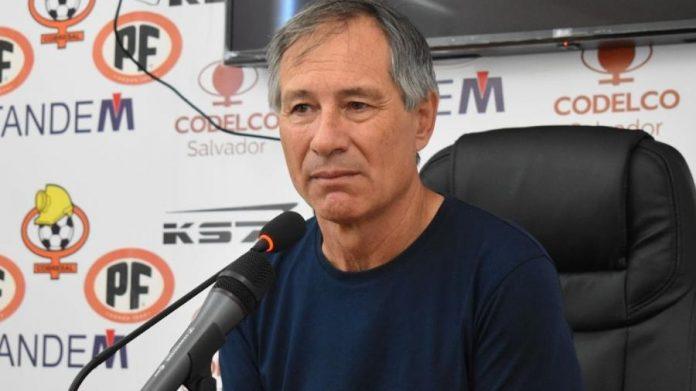 Ariel Holan, treinador da Universidad Católica