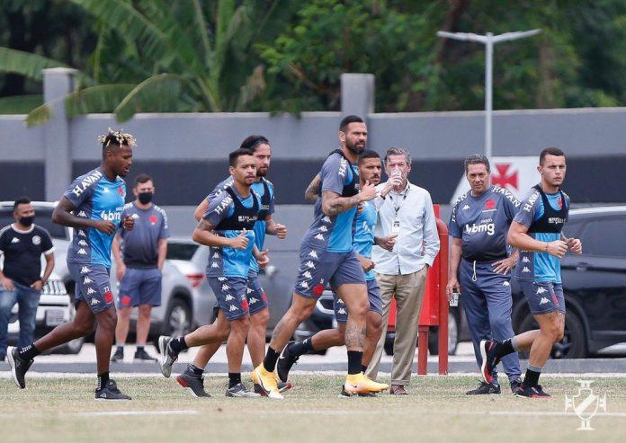 Jorge Salgado anunciará mudanças nesta sexta; Vanderlei Luxemburgo se despede contra o Goiás