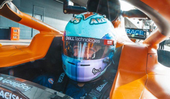 Daniel Ricciardo disputa sua primeira temporada pela McLaren em 2021 — Foto: Divulgação