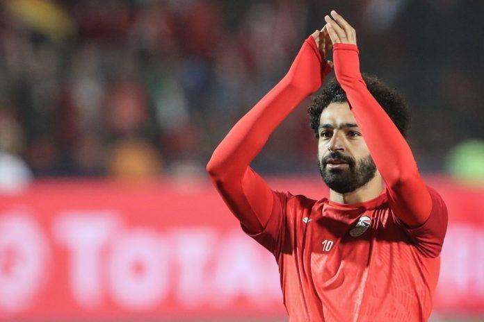 Mohammed Salah está na lista de relacionados do Egito para os Jogos Olímpicos Tóquio-2020 — Foto: Getty Images
