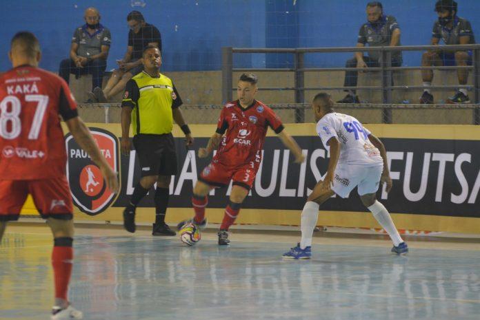 Mogi Futsal disputou a Liga Paulista em 2020 e chegou às quartas de final