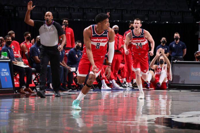Washington Wizards fizeram bom primeiro quarto