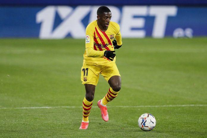 Ousmane Dembélé, do Barcelona, é a principal novidade na convocação da França