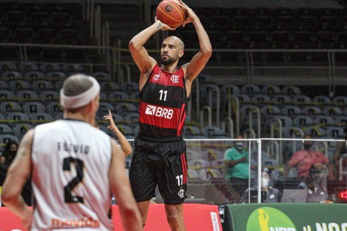 Flamengo e Mogi no duelo pela primeira fase da atual temporada
