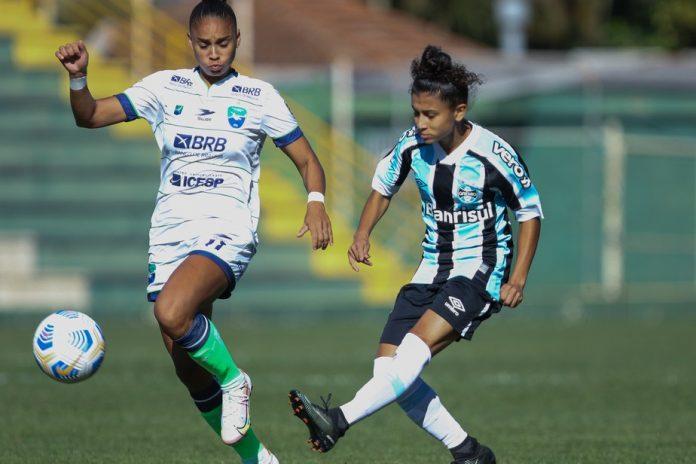 Grêmio x Minas Brasília