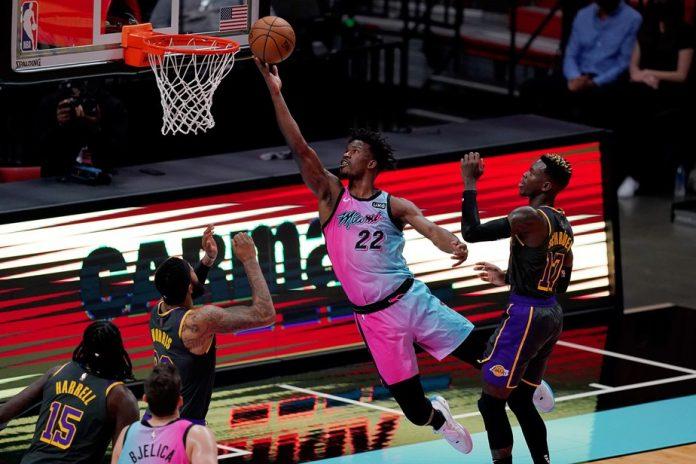 Miami x Lakers