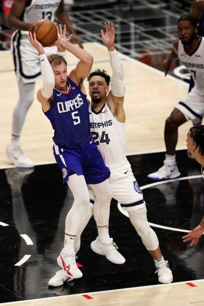 Luke Kennard mostrou serviço em mais uma boa vitória dos Clippers