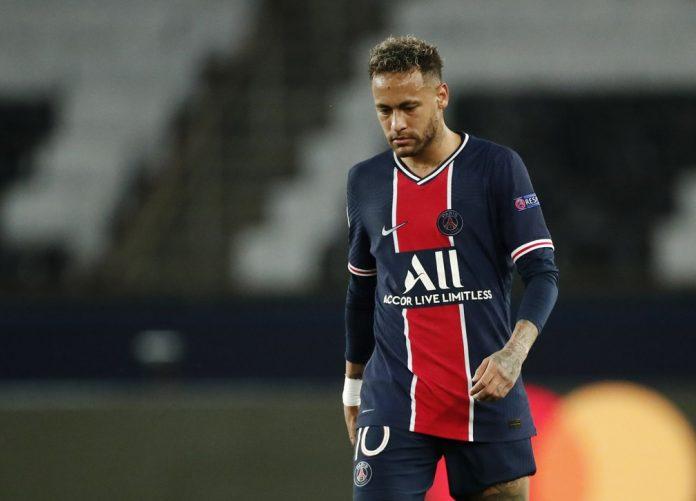 Neymar tem um gol nos últimos nove jogos e não marcou nas últimas seis partidas de mata-mata da Champions