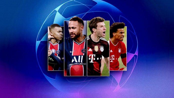 Mbappé, Neymar, Müller e Sané são algumas das atrações do PSG x Bayern