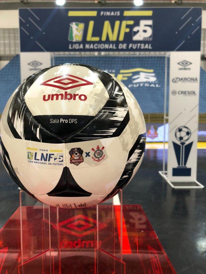 Campeão da LNF 2021 será conhecido em dezembro — Foto: Divulgação/LNF