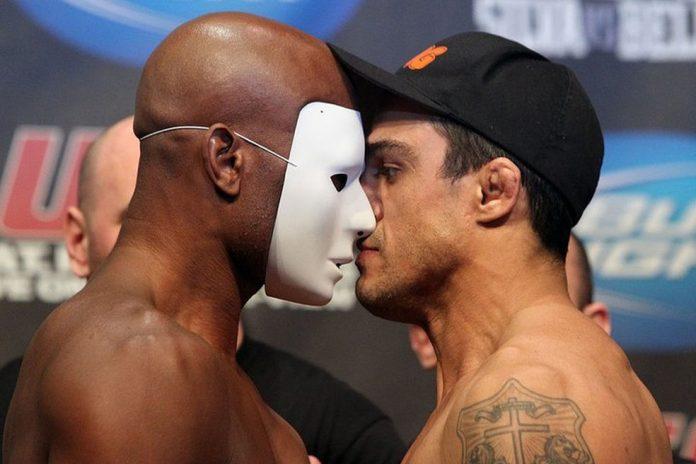 Anderson Silva x Vitor Belfort no boxe? Fãs já começam a sonhar