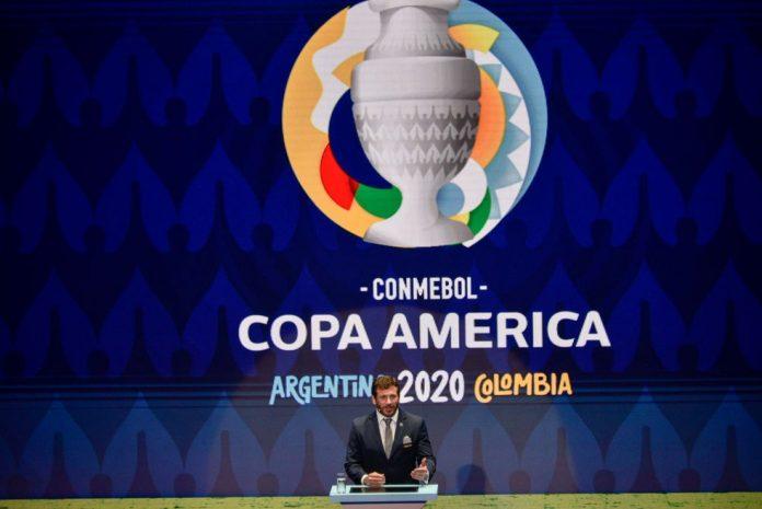 Copa América seria em 2020, mas foi adiada para 202