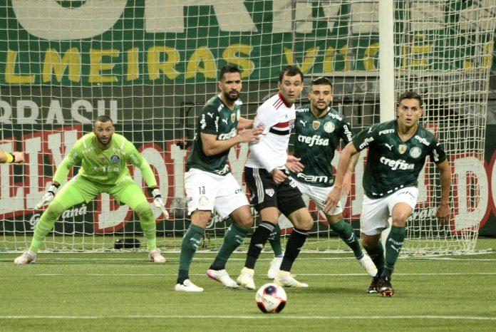 Palmeiras x São Paulo, primeira final do Paulistão 2021