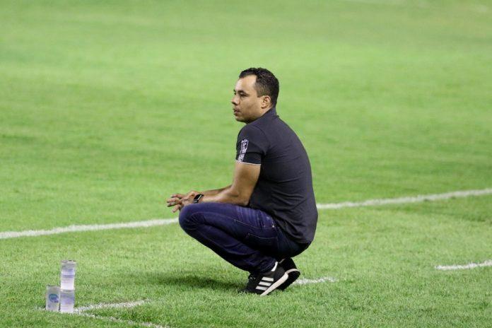 Jair Ventura treino o sport até o início de abril — Foto: Marlon Costa/Pernambuco Press
